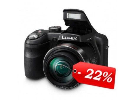Cámara fotográfica Panasonic Semi LZ40 + SD