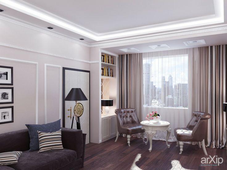 "Мужской интерьер от ""Vitta-group"" дом в Гурзуфе: интерьер, квартира, дом, гостиная, неоклассика, 30 - 50 м2 #interiordesign #apartment #house #livingroom #lounge #drawingroom #parlor #salon #keepingroom #sittingroom #receptionroom #parlour #neoclassicism #30_50m2 arXip.com"