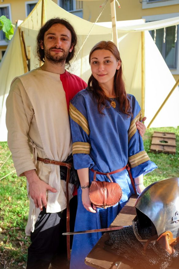 Another Couple At The Renaissance Fair