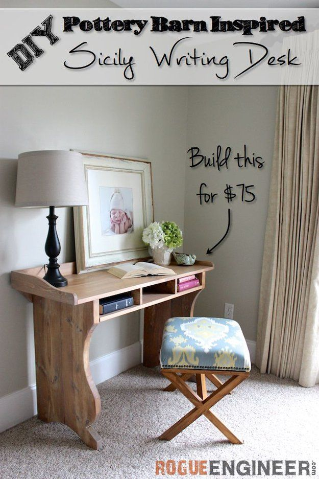 Best 25 Pottery Barn Desk Ideas On Pinterest Pottery