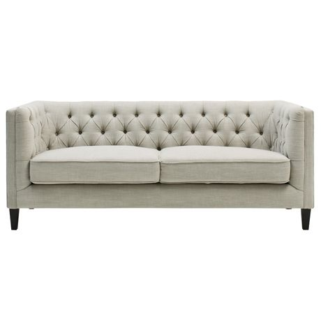 Duchess 3 Seat Sofa Ella Natural | Click to shop now!