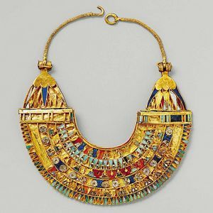 Pectoralis antico Egitto