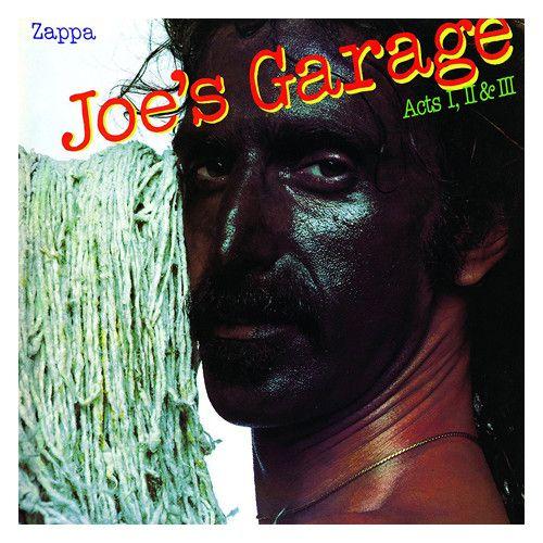 Frank Zappa : Joe's Garage LP RE (180 Gram, Audiophile)