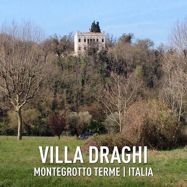 Federico Lucchini @federicolukkini #MontegrottoTerme Villa Draghi