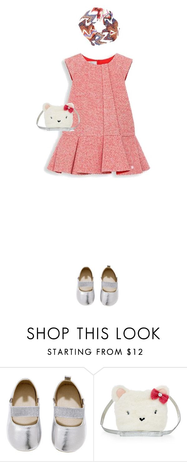 """Baby Kiss"" by dorisruiyingli ❤ liked on Polyvore featuring Baby Dior, H&M, Accessorize and Topshop"