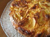 La torta di mele della nonna