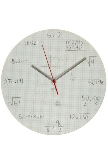 Solve Some Time Clock   Mod Retro Vintage Wall Decor   ModCloth.com - StyleSays