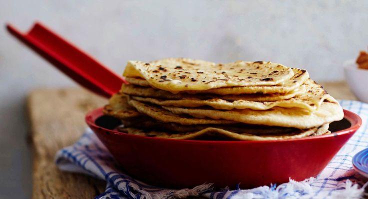 Näiden leipien valmistamiseen et tarvitse uunia. Paistinpannu riittää! | Kodin Kuvalehti