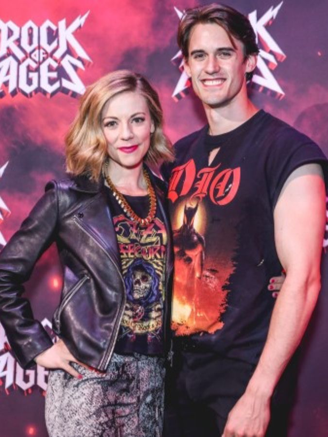 A Sneak Peek At Rock Of Ages Off Broadway Rock Of Ages New World Stages Broadway Playbills