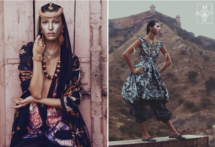 DUST OF MYSTIC: Fashion Editorial - Check out the full content: http://myramagazine.com/2015/11/13/dust-of-mystic/