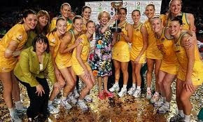 Australian Netball Team- Diamonds