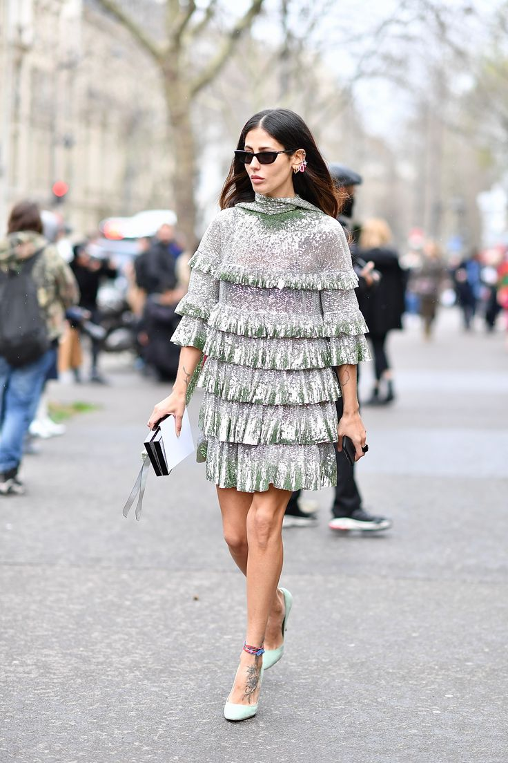 Paris Fashion Week FW19 – Street Style Part 2
