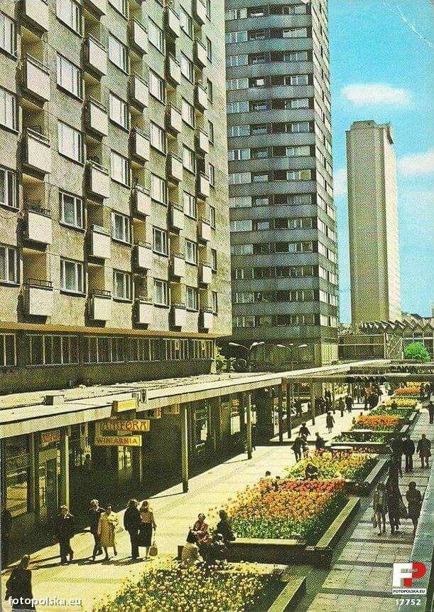 Pasaż Śródmiejski, lata '70