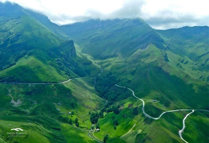 El Verde de Valles Pasiegos