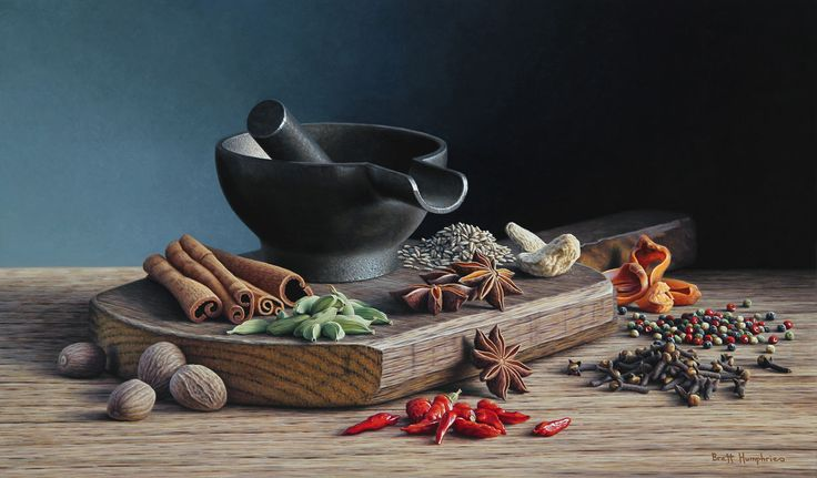 Brett Humphries —  Whole Spices, 2014  (1250x733)