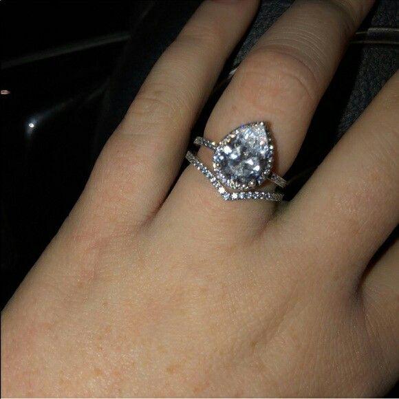 From Pandora Wedding Rings Teardrop Tiffany Wedding Rings Pandora Jewelry