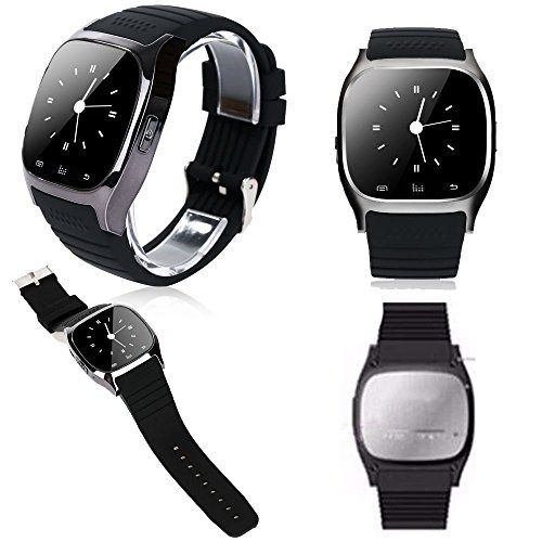 Agkey Wearable Smartwatch Smart Bluetooth Watch Touch Screen LED Light Display Watch with Dial Call Answer Music Player for IOS iPhone Android Smartphones Men and Women Festival Birthday Gift 49.99  #1 #Agkey #Agkey #Agkey #Agkey #Agkey #Android-iOS #Black #White #Wireless #WirelessPhoneAccessory #WIRELESS_ACCESSORY ☆ COMPATIBILITY WITH:For Many Smartphones,iPhone,Samsung,Google Pixel/Pixel...