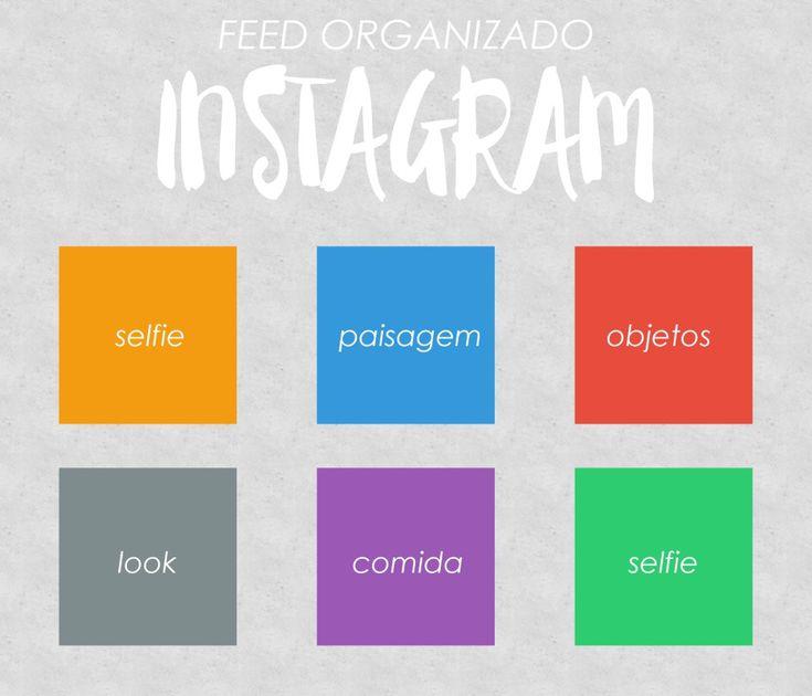 Dicas para ajudar vocês na organização do feed no Instagram! É bem legal de ver um insta todo organizadinho,sem falar que o feed do seu insta conta muito na hora de ganhar novos seguidores!