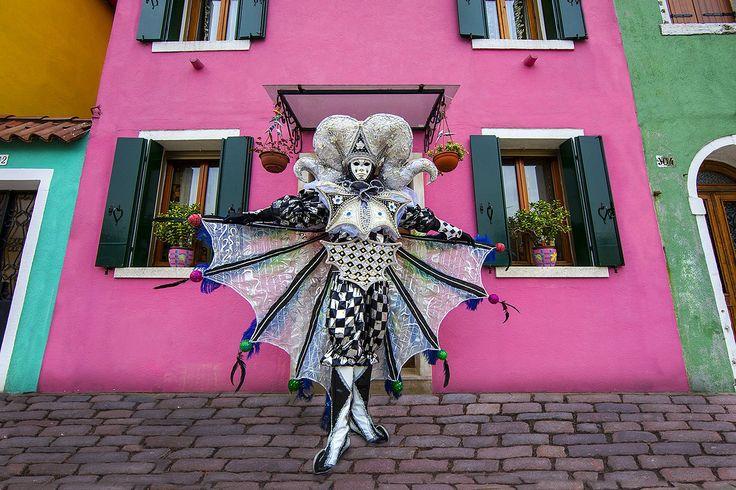 Carnival in Venice gallery - Jim Zuckerman Photography