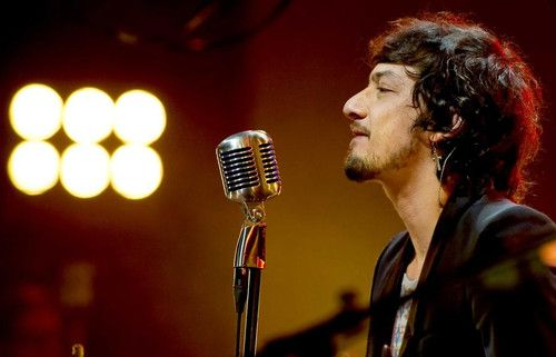 León Larregui from Zoé. music from my old school days when we all want to find true love