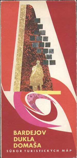 Bardejov - Dukla - Domaša. 1:100 000, Slovenská kartografia, 1974, http://www.antykwariat.nepo.pl/bardejov-dukla-doma%C3%82%C5%A1a-1100-000-p-13524.html