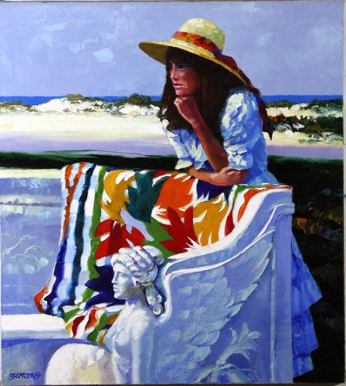 Howard Behrens - Marble Bench