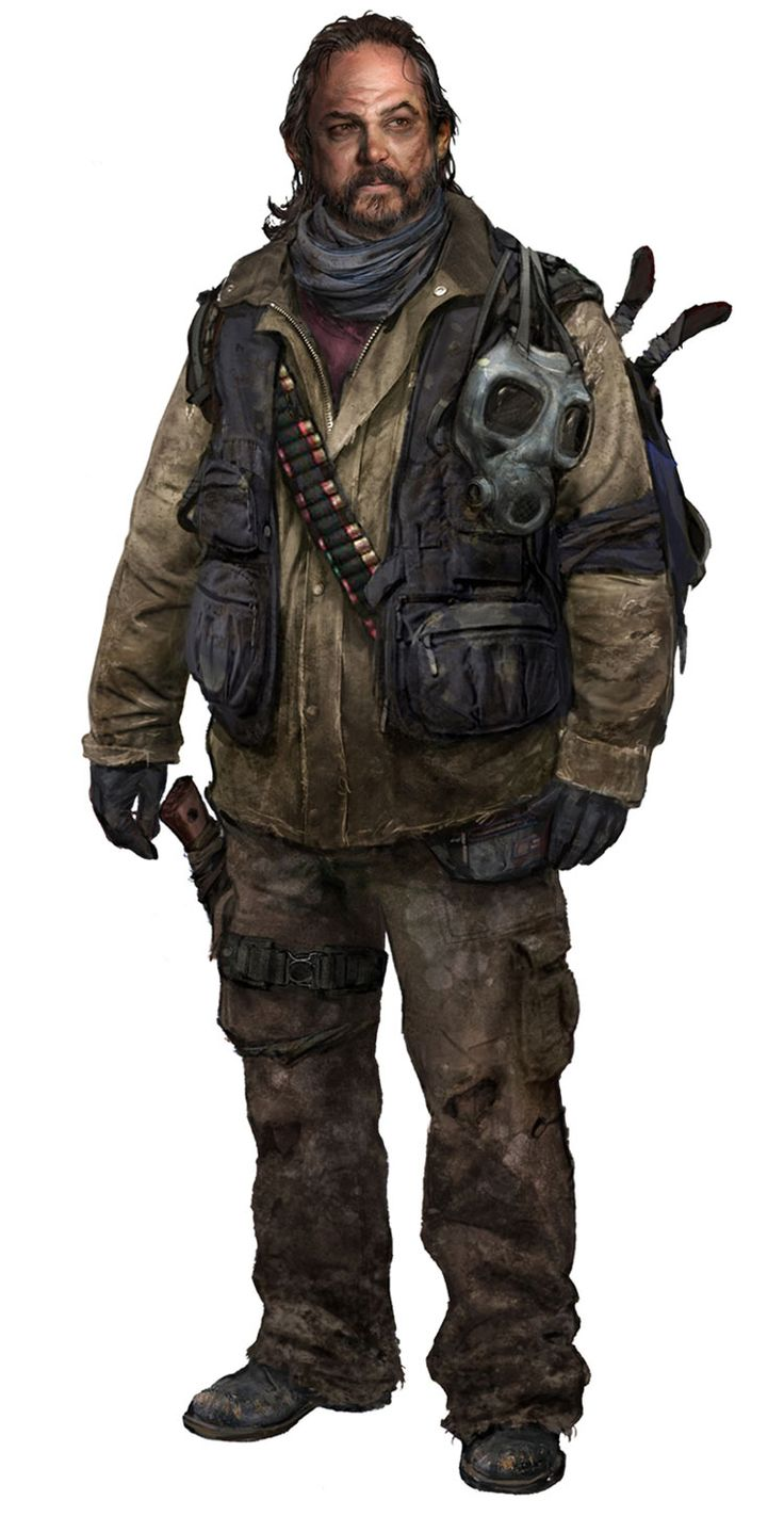 1000 Images About Concept Post Apocalyptic Characters