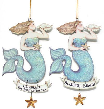 268 best mermaid xmas images on Pinterest | Mermaid, Christmas ...
