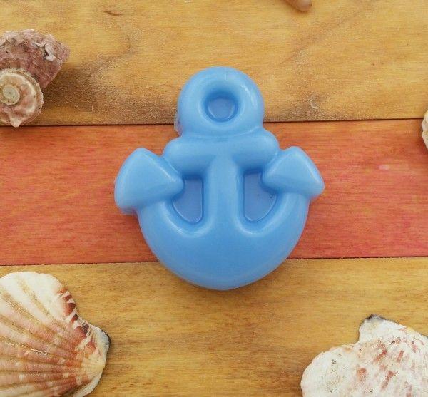Anchor soap  Christening gift  Μπομπονιέρα άγκυρα