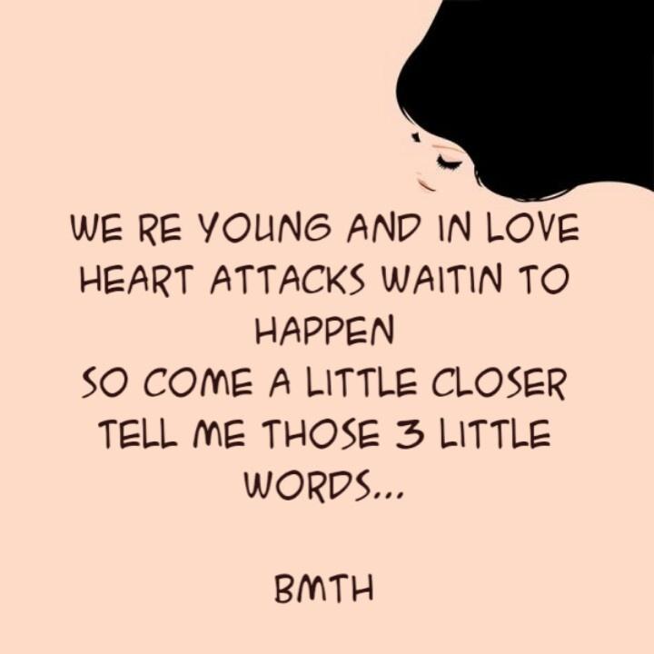 Bmth Quotes: Bmth Quotes Amazing. QuotesGram