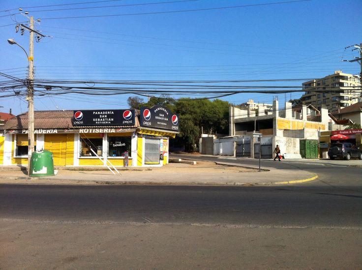 Panadería San Sebastián, Concón Sur, V Región de Chile.
