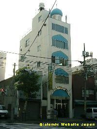 MOSQUES IN JAPAN