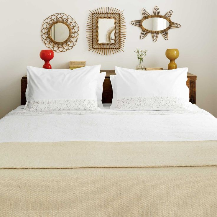 Kelly is made of 100% Egyptian Cotton, 350TC per sq inch and is machine washable.