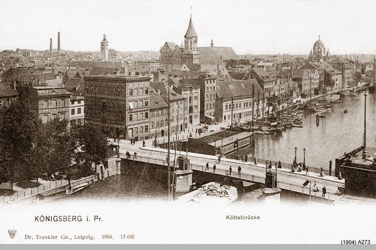 Königsberg Pr.         Köttelbrücke