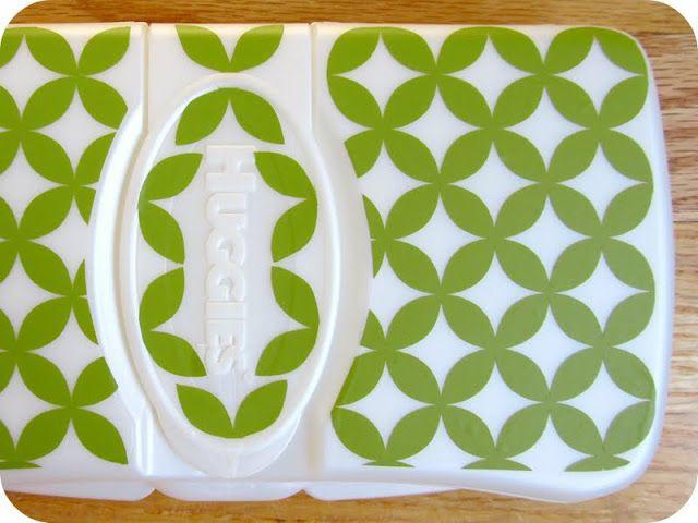 homemade by jill: an even easier diaper wipes case