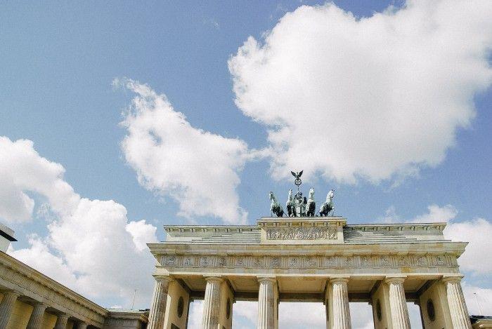 Mitte, Brandenburger Tor Stadtspaziergänge durch Berlin