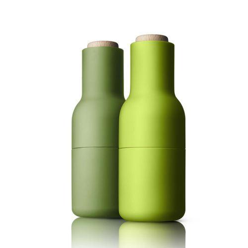 Bottle Grinder Set - Greens