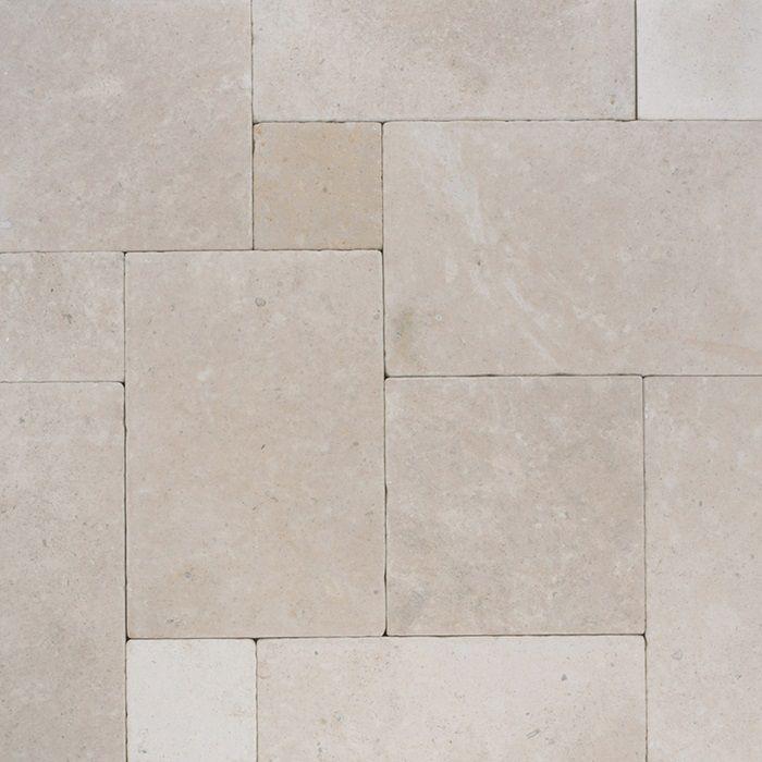 Massangis French Natural Stone Limestone Pattern   Arizona Tile