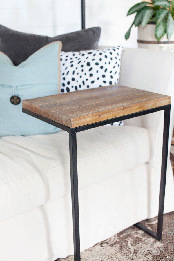 Best 25 C Table Ideas On Pinterest Used Coffee Tables Industrial Side Table And Industrial