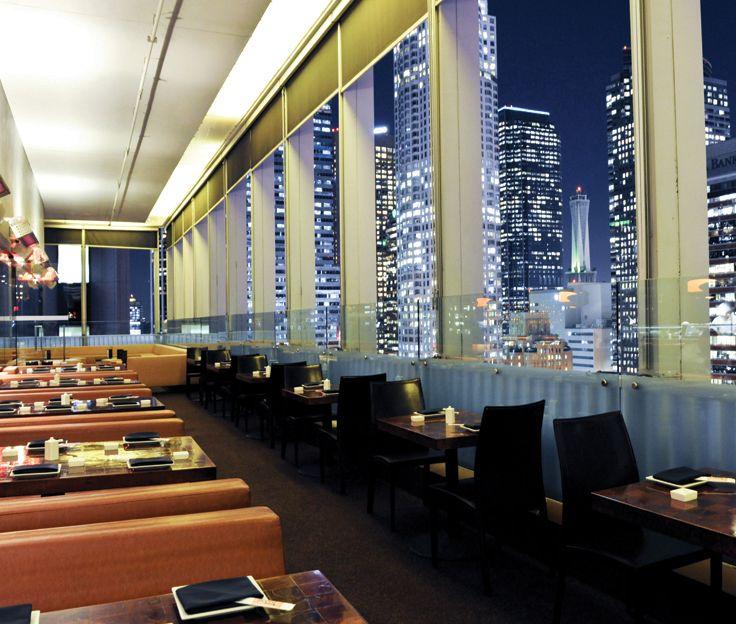 Takami Sushi & Robata | Financial District - Beautiful view