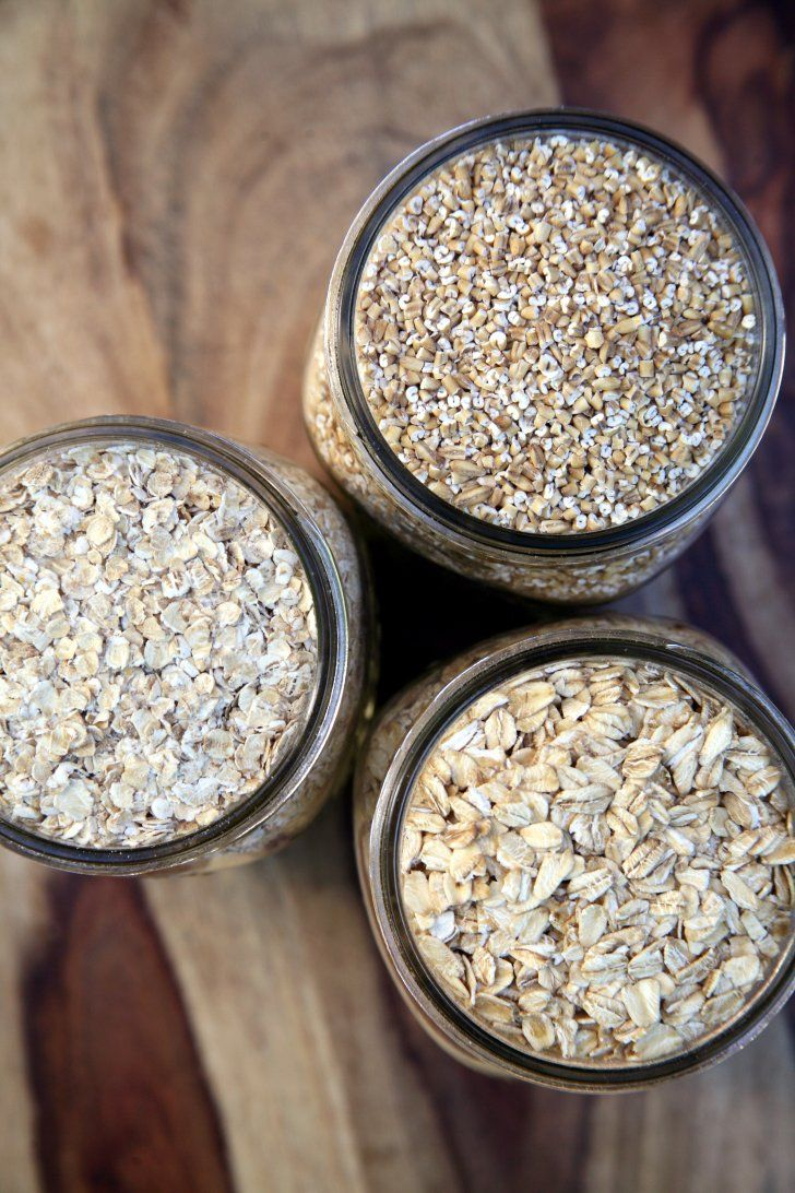 Are Steel-Cut Oats That Much Healthier Than Rolled Oats?