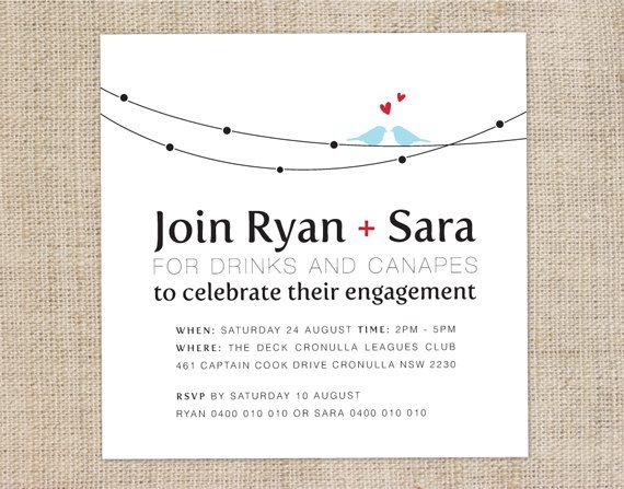 47 best 60th Birthday ideas images on Pinterest Birthdays - engagement invitation words