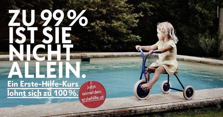 Wann war dein erstes Mal?? Zu 99% passiert nichts. Ein Erste-Hilfe-Kurs lohnt sich zu 100% - Mehr Infos auf www.erstehilfe.at