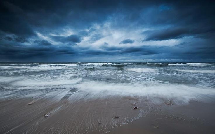 Kaliningrad, Baltic sea