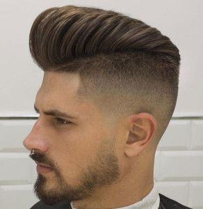 Fade Haircut - High Fade Pompadour