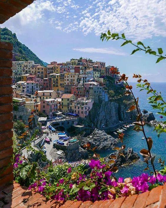 Riomaggiore, Cinque Terre ( La Spezia ) - Liguria - Italy
