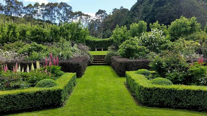Old Wesley Dale Garden Northern Tasmania photo credit to Les Marshall