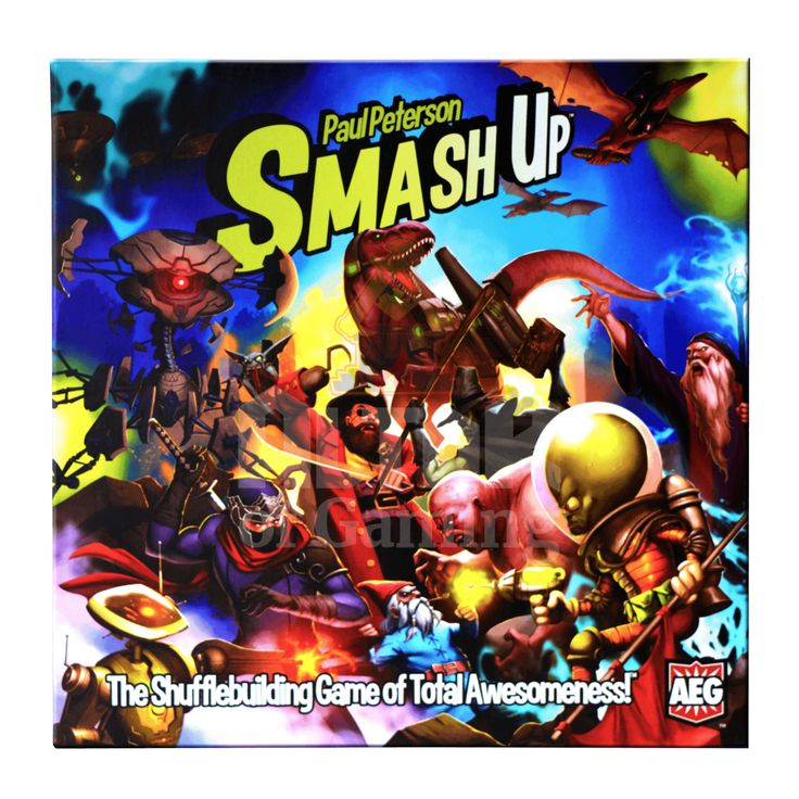 Smash Up Core Set  | Altar of Gaming