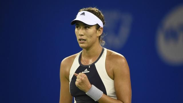 10/6/15 Garbiñe Muguruza is one win away from joining the #EliteEight in what would be her 1st trip to the #WTAFinals in Singapore. Andrea Petkovic, Caroline Wozniacki, & Madison Keys eliminated from Singapore contention.  #WTA #Singapore