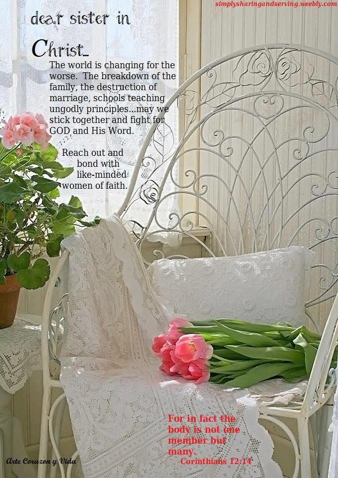 57 Best Dear Sister In Christ Images On Pinterest Dear